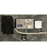 Sony Cyber-Shot DSC-W610 - 14.1MP Digital Camera + 8GB Memory, Battery &... - $24.74