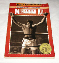 Muhammad Ali Legends IN SPORTS Da Glenn Stout & Opaco Christopher 2005 B... - £5.19 GBP