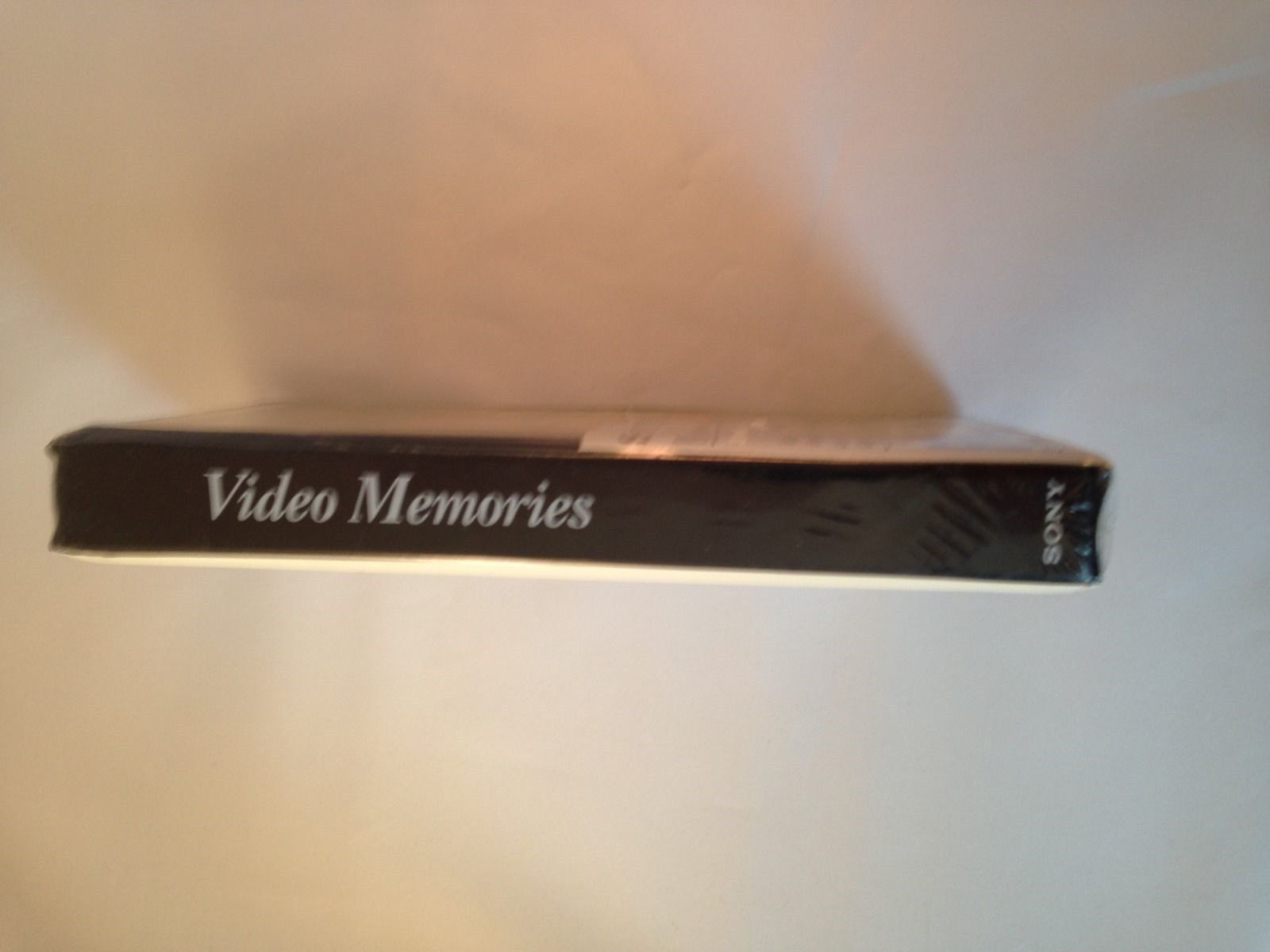 3 SONY P630MP METAL 8MM VIDEO CASSETTES WITH VIDEO MEMORIES CASE image 3