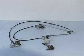 Mercedes R107 560SL Convertible Top Tonneau Cover Crank Release Latch Mechanism