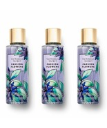 Victoria's Secret Passion Flowers Fragrance Mist 3 Pc Lot Set New - $37.39
