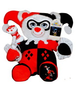 Build a Bear Harley Quinn Teddy 25th Anniversary Batman Day 2017 DC Comi... - $399.99