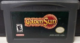 Golden Sun (Nintendo Game Boy Advance, 2001) Vi... - $16.47