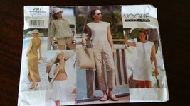 VOGUE Wardrobe Sewing Pattern 2317 UNCUT Sizes 12 - 14 - 16 - $15.13