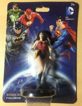 DC Comics WONDER WOMAN 2.25 in. Figurine by Monogram Justice League - $7.85