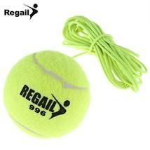 REGAIL Drill Tennis Trainer Tennis Ball with(NEON GREEN) - $8.24