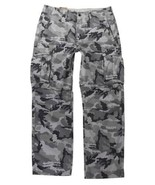 NEW NWT LEVI'S STRAUSS MEN'S ORIGINAL RELAXED FIT CARGO I PANTS GRAY 124... - $49.95