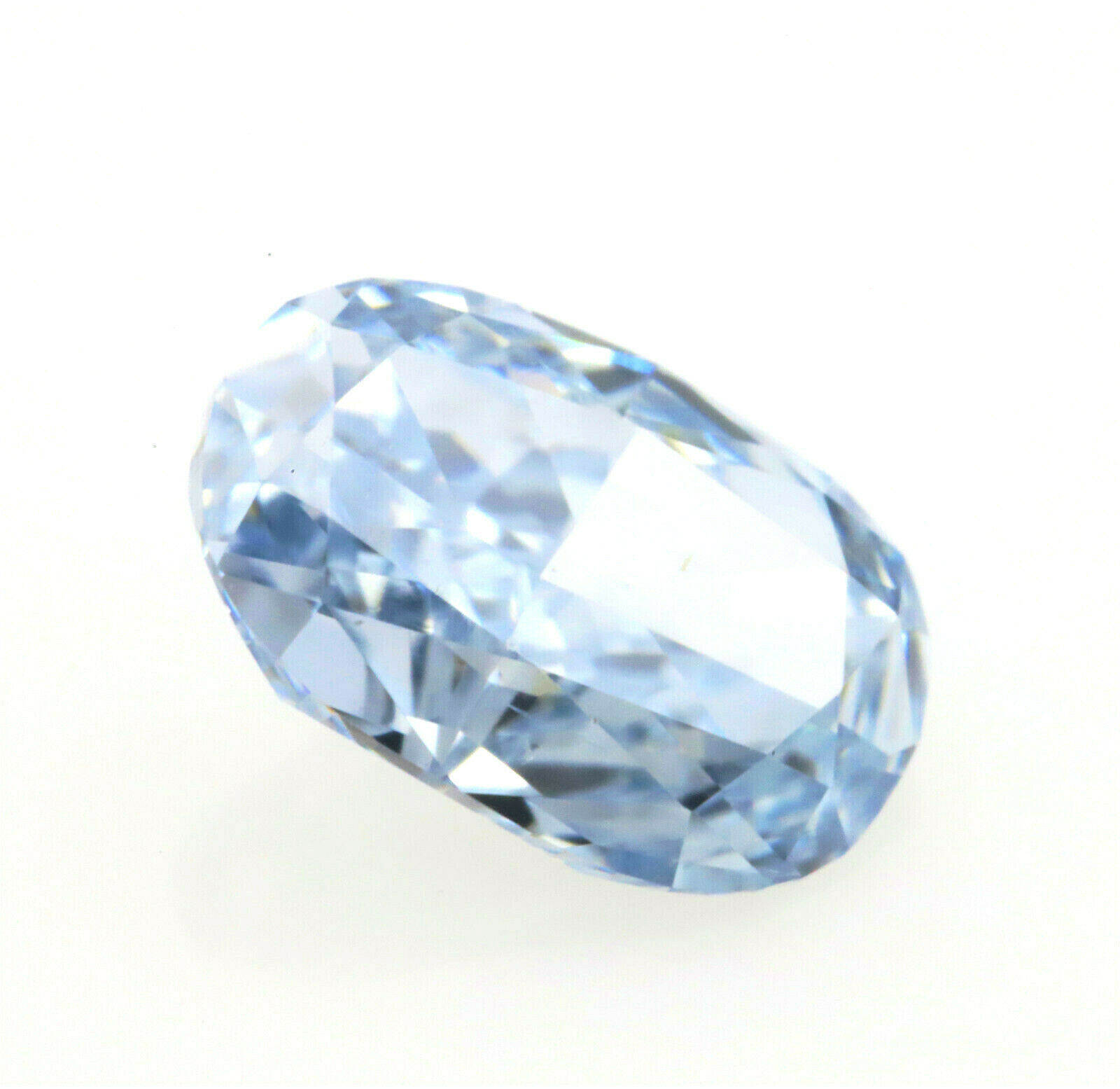 Type Llb Blue Diamond 0 16ct Natural Loose Fancy Intense
