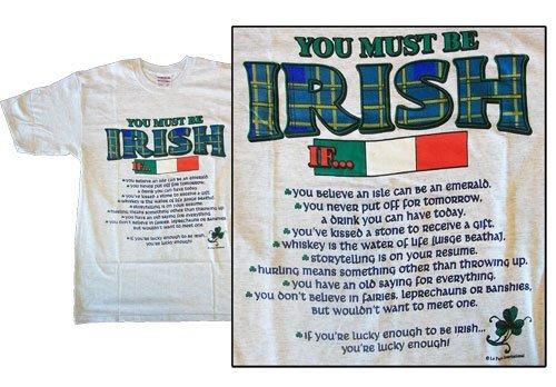 Ireland t shirt 10373