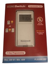 Honeywell PLS530A1008 EconoSwitch, White New In Box - €25,42 EUR