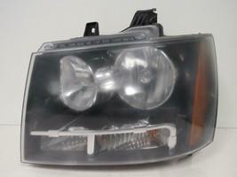 2007 - 2014 Chevrolet Tahoe Driver Lh Halogen Headlight Oem B115L - $72.75