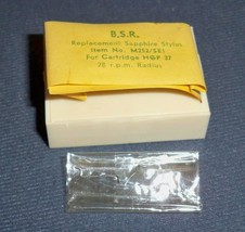 PHONOGRAPH NEEDLE for BSR Astatic GC-78(J,M) GC1-78 RPM 152-S3 image 2