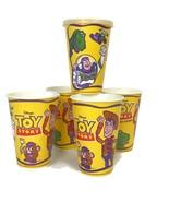 Vintage 1996 Disney Pixar Toy Story Movie Paper Cup Burger King Restaura... - $18.55