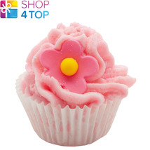 DAISY DAISY BATH BUTTERCUP BOMB COSMETICS FLORAL ROSE HANDMADE NATURAL NEW - $4.62