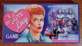 I LOVE LUCY GAME 1997 TALICOR #1400 MADE IN USA COMPLETE  - $25.00