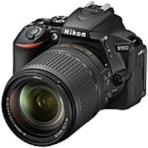 Nikon D5600 24.2 Megapixel Digital SLR Camera with Lens - 18 mm - 140 mm... - $916.39