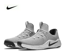 Nike Free TR V8 Training Athetic Shoes Grey White AH9395 001 Mens Size 1... - $84.15