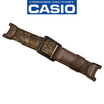 Original Pathfinder Hunting Casio Timer Watch Band STRAP Brown FABRIC PA... - $31.45