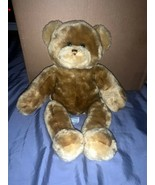 "Build A Bear Workshop 17"" Teddy Bear Stuffed Animal Used - $29.69"