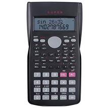 Hautoco Scientific Calculator 2 Line Multifunctional Calculator- 12 Digi... - €8,68 EUR