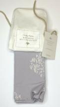 Restoration Hardware Chandelier Damask Standard Sham Cotton Linen Lilac NEW $39 - $25.99