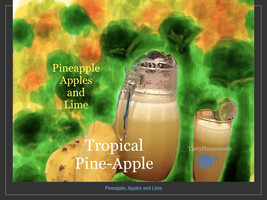 Tropical Pine-Apple Deliciousness All Day Energy-Boost, 4pk 16oz bottles. Buy 2 - $19.95