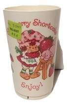 Vintage Strawberry Shortcake Plastic Deka tumbler cup - $10.00