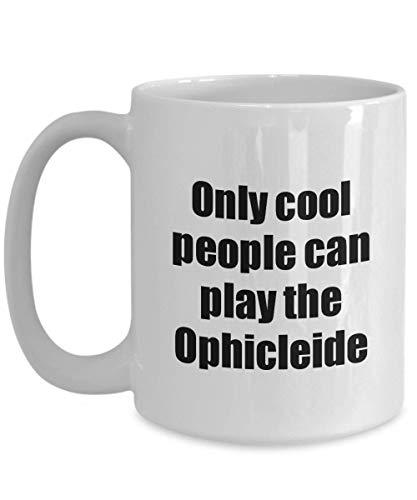 Primary image for Ophicleide Player Mug Musician Funny Gift Idea Gag Coffee Tea Cup 15 oz