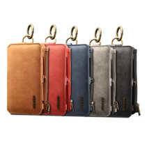 Detachable Leather Wallet Card Kickstand Case Cover Magnetic for Samsung... - $18.42
