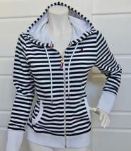Tommy Hilfiger Damen Baumwolle pullover WEISS Gr.S  Versand aus DE - $76.17