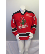 Victoria Salsa Jersey - Hockey Jalapeno - By Alpha - Men's Medium  - $79.00
