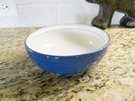 "Noritake Aquarius 6 1/2"" Cereal Bowl blue - $12.82"