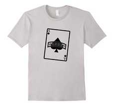 Army Ranger Tab Ace of Spades T Shirt - 20257 Men - $17.95+