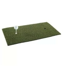 CALLAWAY Golf Hitting Mat 1 x 2 Practice Green Indoor Outdoor Tee Holder... - $17.33