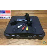 Nintendo 64 N64 Composite Video AV Cable / RCA Cord  90-day Warranty! - $6.29