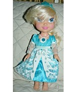 "Disney Frozen Singing Elsa Doll 13"" - $15.50"