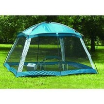 Texsport Montana Screen Arbor Room Tent Camping Kitchen 12'x12' Shelter - $173.29 CAD