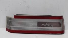 89-93 Cadillac Allante Taillight Brake Lamp Passenger Right RH image 1