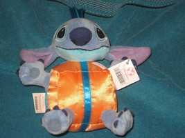 Disney Store Birthday Stitch 6 inch plush  New. - $11.00