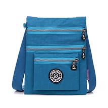 Women Messenger Bags Waterproof Nylon Crossbody Bags For Women Shoulder Bags Tra - $27.93