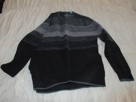 Tommy Bahama , Men's Long Sleeve Sweater , Pull Over , XL/TG , Multi Col... - $49.50