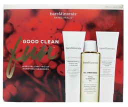 bareMinerals Good Clean Fun: Pure Plush Cleansing Foam 1.7 Oz., Clay Cha... - $23.74