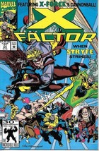 X-Factor Comic Book #77 Marvel Comics 1992 NEAR MINT NEW UNREAD - $2.99