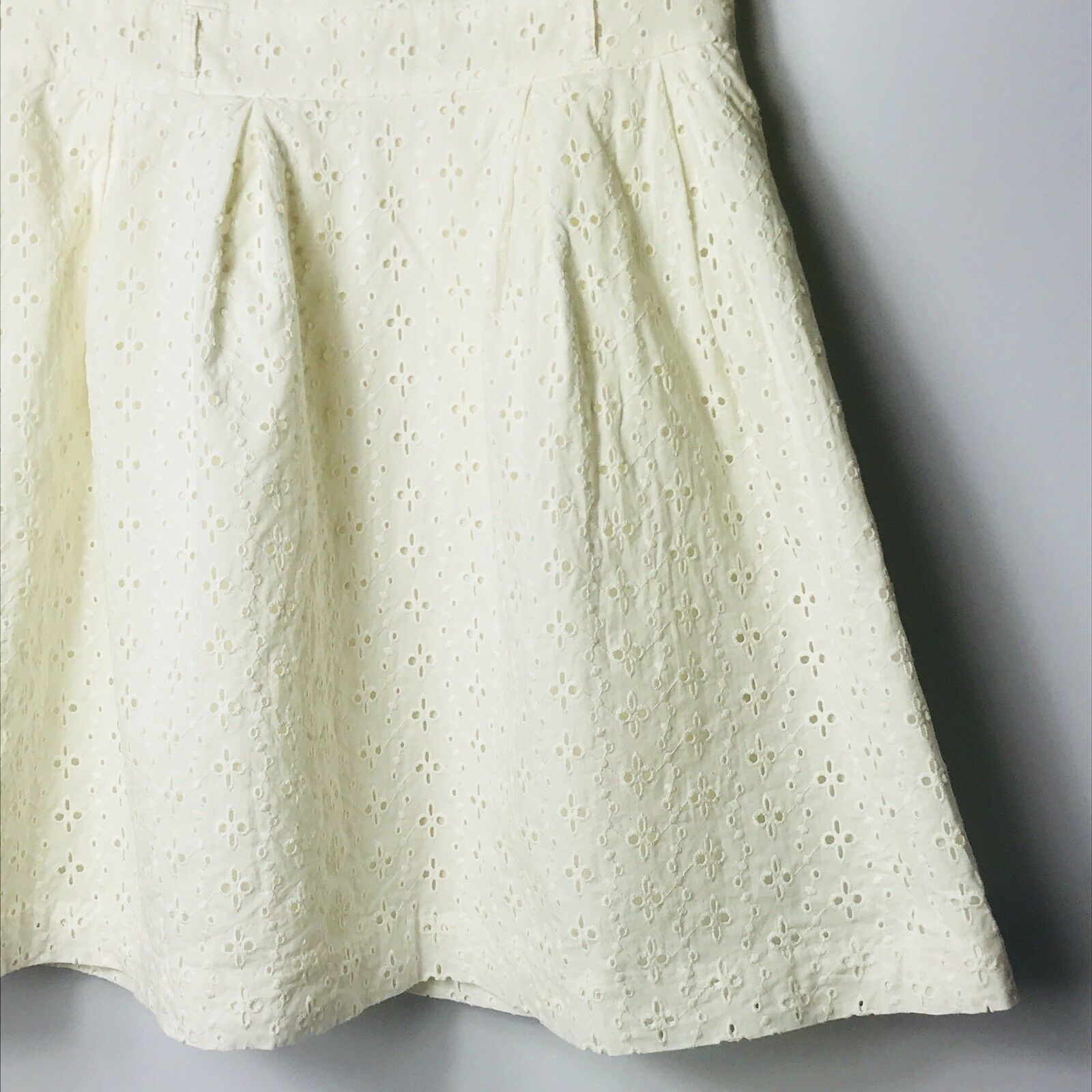Forever 21 Women Size Medium Ivory Fit and Fare A-line Dress  image 7