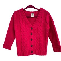 NWT Carter's Pink Cardigan Sweater Size 2T Toddler Girl Baby girl - $41.21
