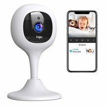Voger Baby Monitor Camera with Crying Alerts and 2-Way Audio 1080P WiFi ... - $40.65