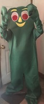 Gumby Costume for Adults One Size Fits Most Halloween Party Skit Play - $36.45