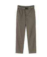 Ladies autumn casual pants brown thumbtall