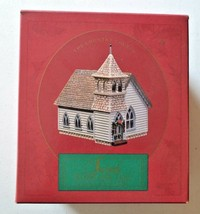 Hallmark - The Country Church from the Sarah Plain and Tall Collection - $9.50