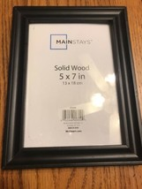 Main Stays Solid Wood 5X7in Photo frame Vintage Ships N 24h - $17.62